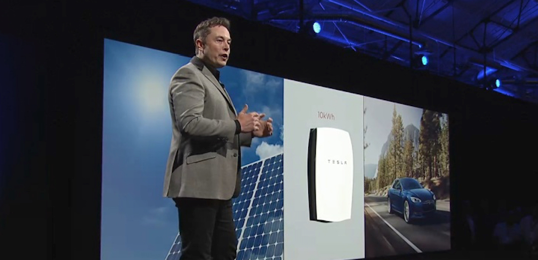 Epic Elon- Tesla Powerwall